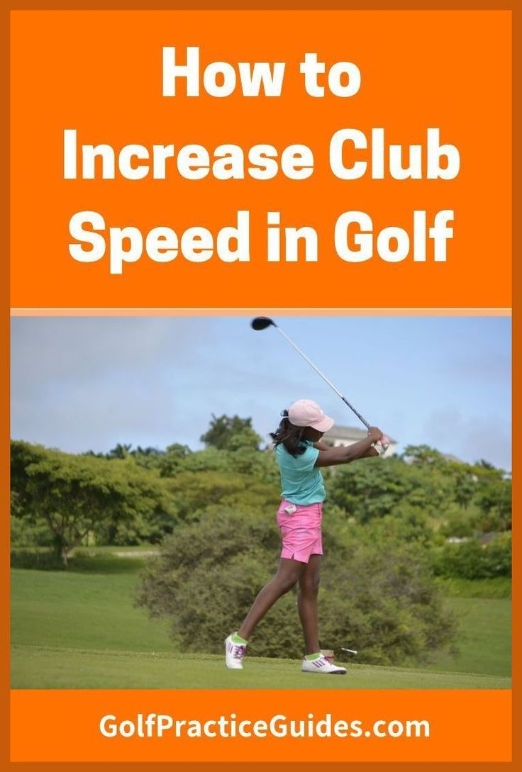 3 Easy Ways to Increase Club Head Speed How Fast To