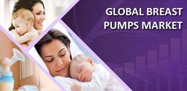 Global Breast Pumps Market To Reach US$ 0.9 Billion By 2024, Says Report