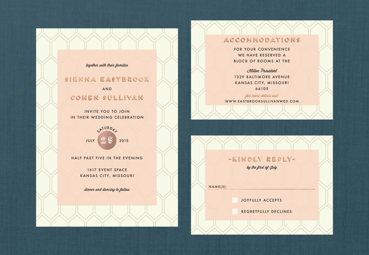 Romantic Geometric Rose Gold Wedding Suite // DOWN PAYMENT towards Printed Sets // Modern Wedding, Whimsical Wedding, Geometric Wedding by blacklabstudio on Etsy https://www.etsy.com/listing/256109993/romantic-geometric-rose-gold-wedding