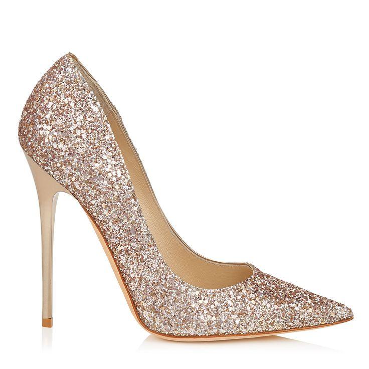 Chaussures Plates à Bouts Pointus En Cuir Lou - NoirJimmy Choo London EG4iDw
