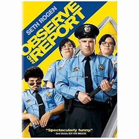 Observe and Report (DVD / Full Screen / WS / Dolby Digital 5.1) Seth Rogen, Anna Faris, Michael Pena, Ray Liotta