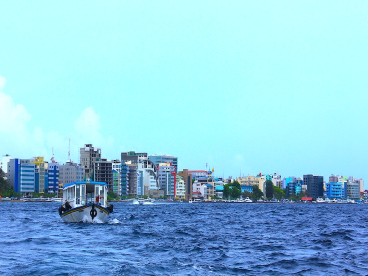 A Far away paradise. A once in a lifetime trip!  Maldives!