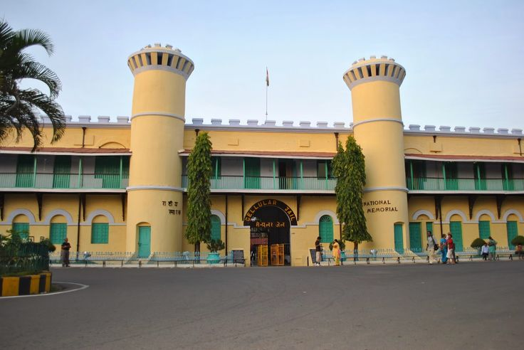 Notorious Andaman cellular Jail (1906) at Port Blair and British ... Navrang India - blogger1600 × 1071Search by image Andaman Cellular Jail (built between1896 to1906),India.en.wikipedia.org