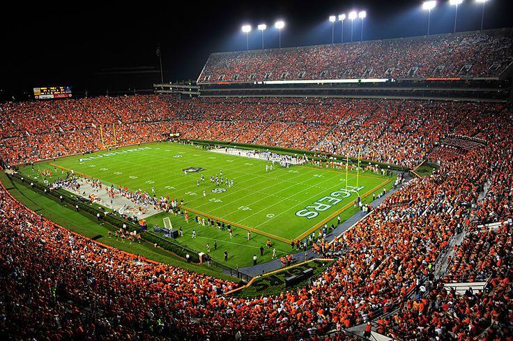 JordanHare Stadium (Auburn University) The Loudest