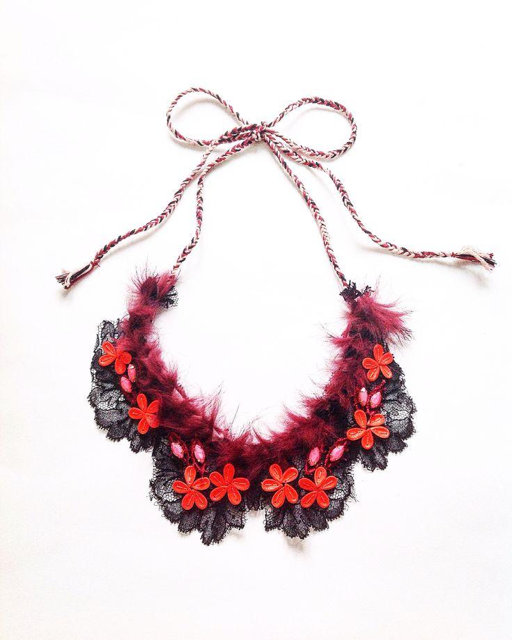 Winter 2016-17 necklace Emma Cassi