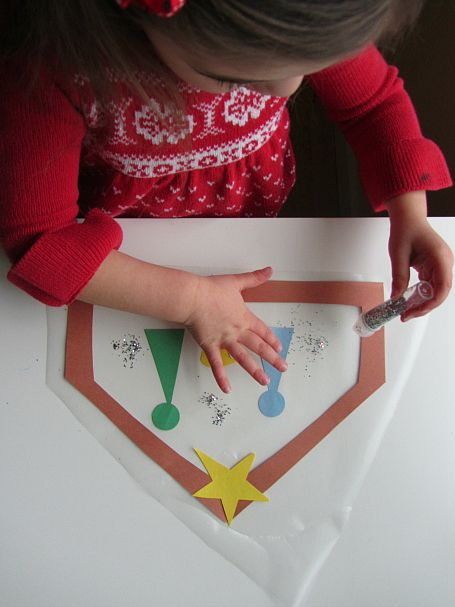 Nativity Craft For Kids - No Time For Flash Cards