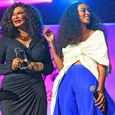 Music: Tina Knowles is the proudest mom after Solange drops A Seat at the Table