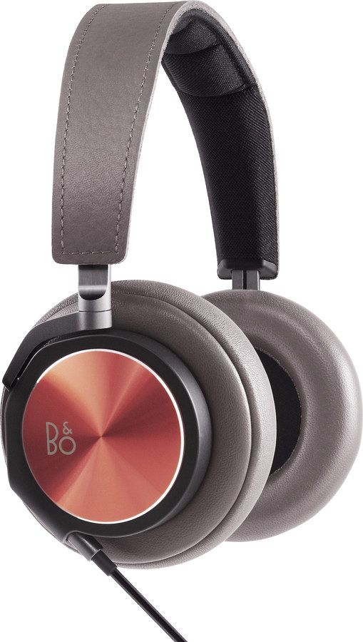 B&O Play BeoPlay H6 (Graphite Blush). First-class style and sound. Bang…