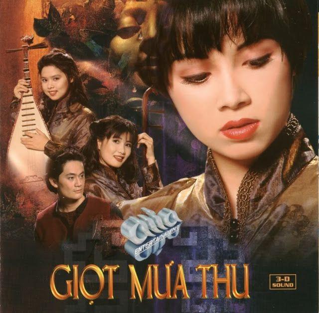 ÂM NHẠC HẢI NGOẠI VIỆT NAM: AsiaCD076: Giọt Mưa Thu (1995)