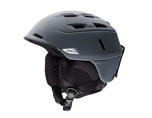 Smith Optics Unisex Adult Camber Snow Sports Helmet  Matte Charcoal Small 5155CM * Want to know more, click on the image. (This is an affiliate link and I receive a commission for the sales) #AdultSki Helmet