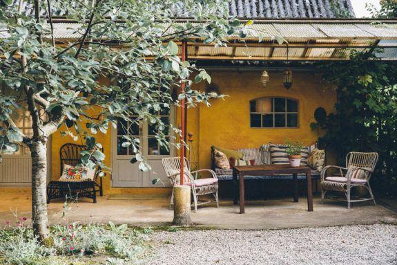 A Trip To Southern Sweden Casas Terrazas Y Casitas