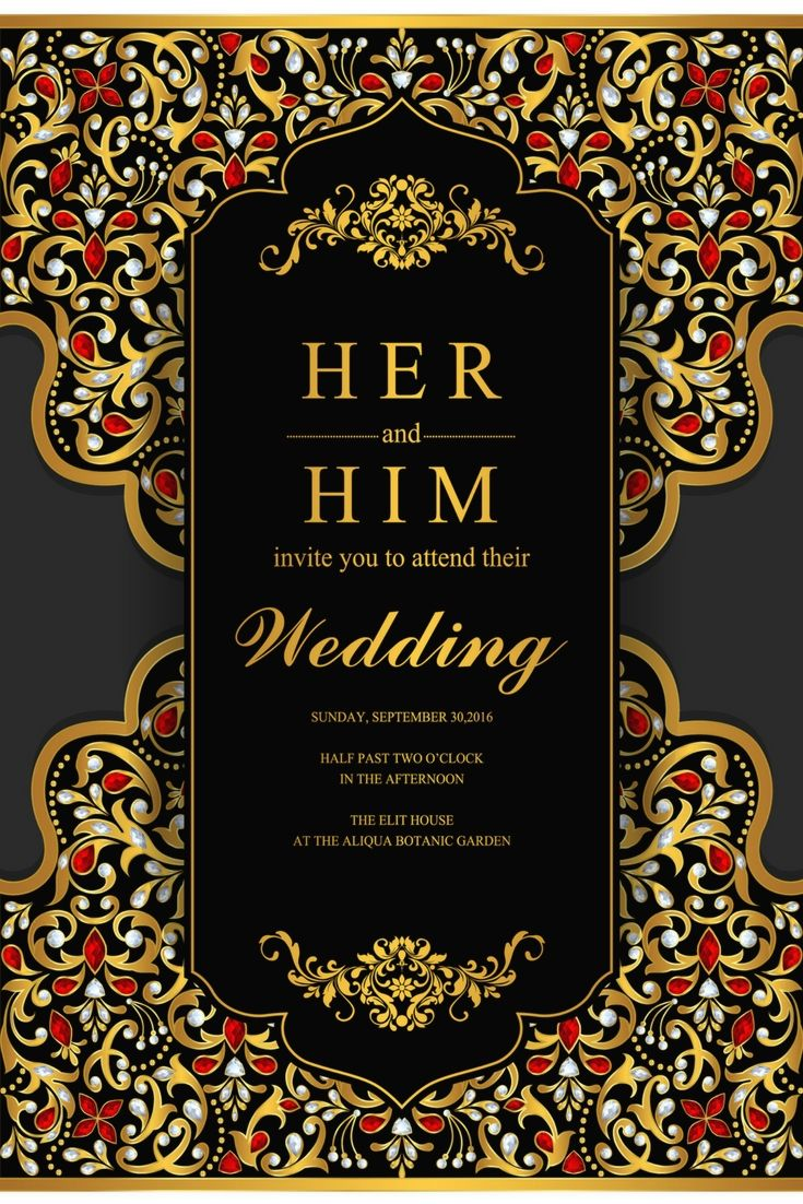 14 Full Exclusive Chic And Most Economical Wedding Invitation Libraries