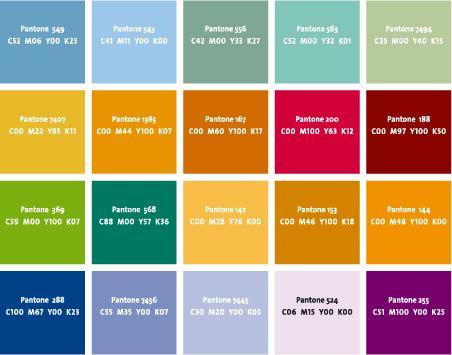 26 Best Corporate Palette Images On Pinterest Color