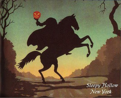 The Vintage Reader: Book to Reel: The Legend of Sleepy Hollow. Which film version comes out on top?