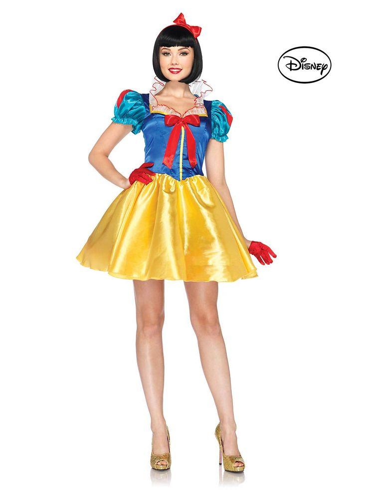 Princess Snow White Costume | Sexy Disney Princess Costumes