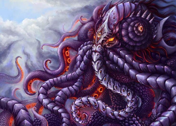 Y'Shaarj Old God http://hearthstonehungary.hu/node/2016-marcius-12-a-het-hearthstone-es-egyeb-blizzard-hirei-a-het-paklijai