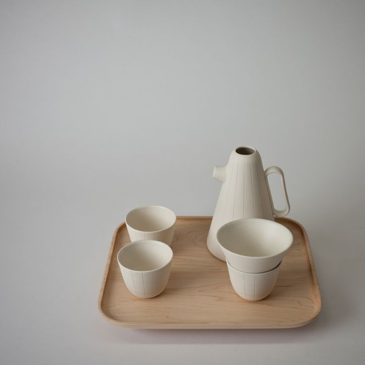SUCABARUCA Coffee Set by Luca Nichetto and Lera Moiseeva for Mjölk