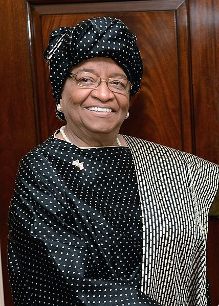 Ellen Sirleaf (b. 29 Oct 1938) is the 24th & current President of Liberia. She served as Minister of Finance from 1979 until the 1980 coup d'état, after which she left Liberia & held senior positions at various financial institutions. She placed 2nd in the 1997 presidential election won by Charles Taylor. She won the 2005 presidential election & took office on 16 January 2006, and she was a successful candidate for re-election in 2011. Sirleaf is the first elected female head of state in…