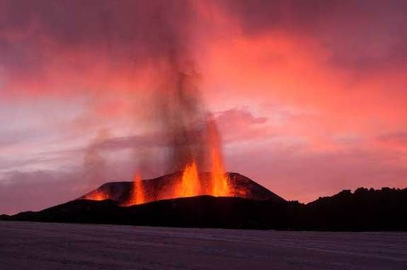 Volcanoes Partly to Blame for Global Warming 'Pause'