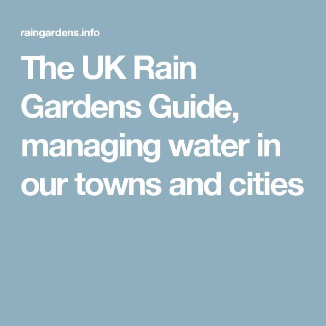 108 best Rain Gardens images on Pinterest Rain garden Landscape