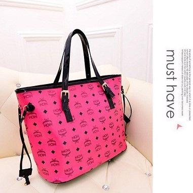 "@cs.ordersis's photo: ""Handbag : C811 PINK ""Material:  PU leather Height:  30 cm Length:  45 cm Depth:  18 cm Bag Mouth:  Zipper Long Strap:  Yes  Weight:  750g"" Rp170,000  #handbag #bag #tas #ordersis"""