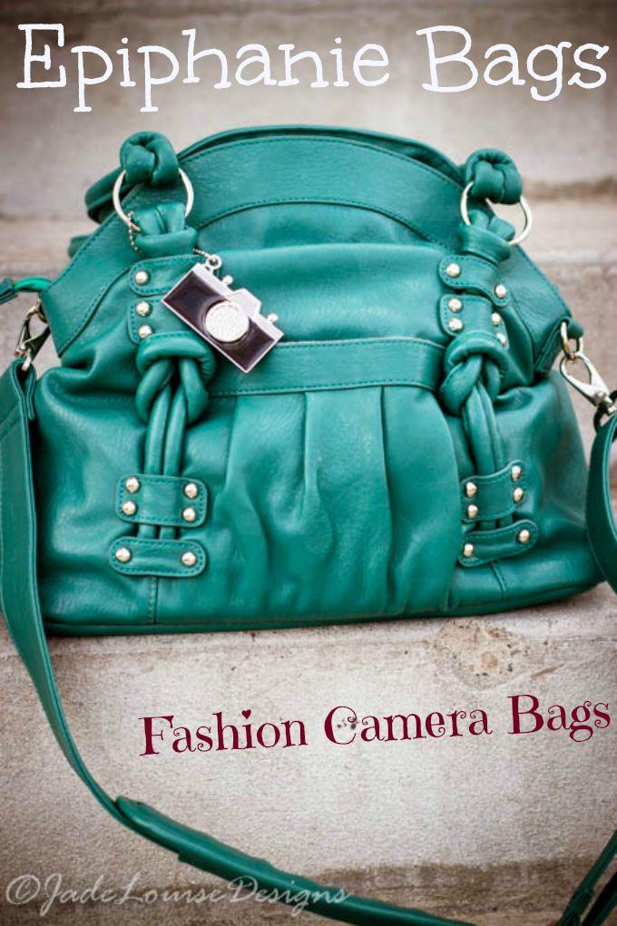 #Fashion camera bags- Epiphanie bags Spring #Fashionista Spotlight