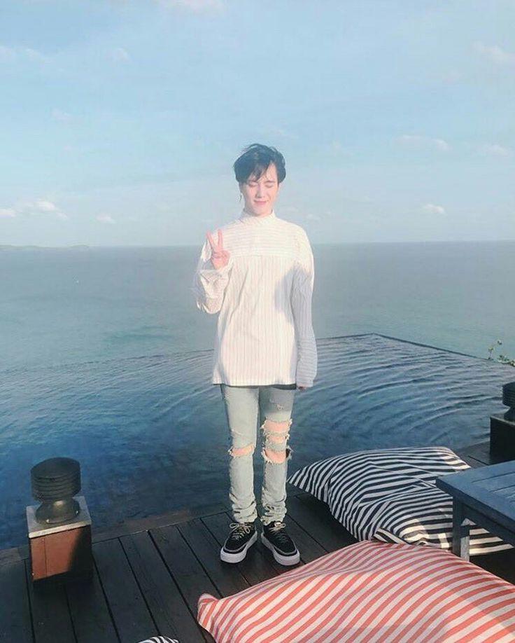 GOT7 Yugyeom's IG update