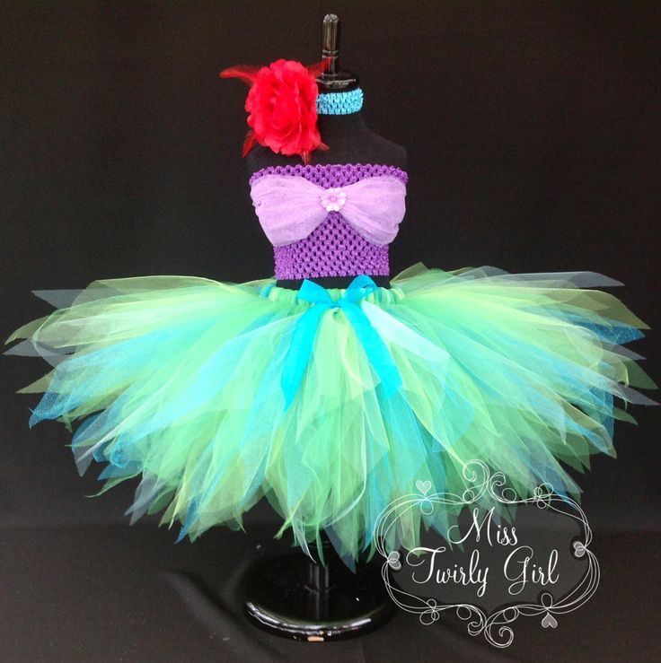 Tutus Tutu: 1000+ Ideas About Little Mermaid Tutu On Pinterest