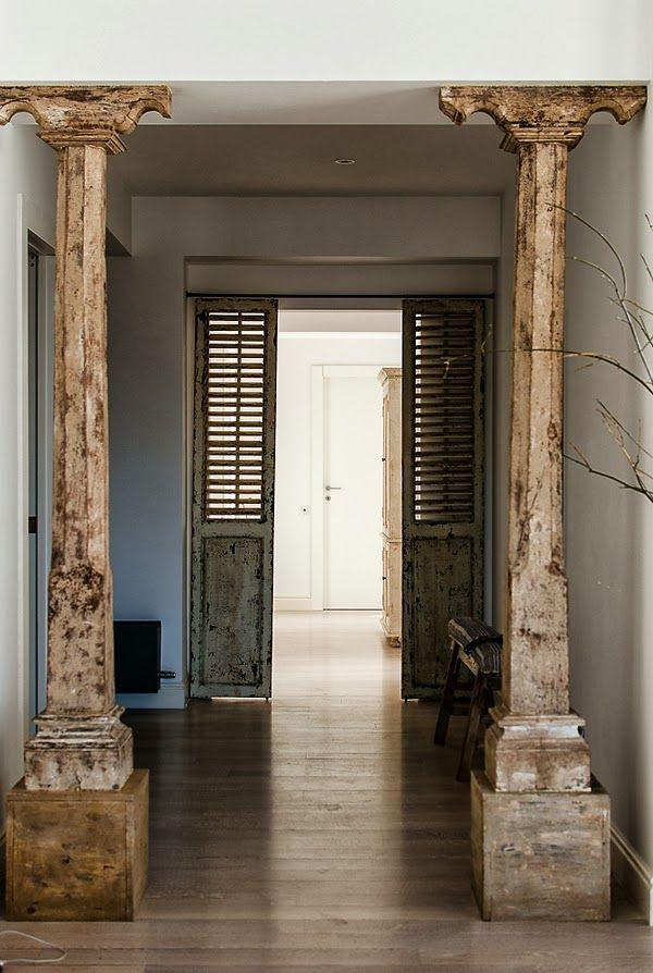 focus-damnit:  (via Méchant Design: a stylish flat in Bucharest (Romanian's week 4))