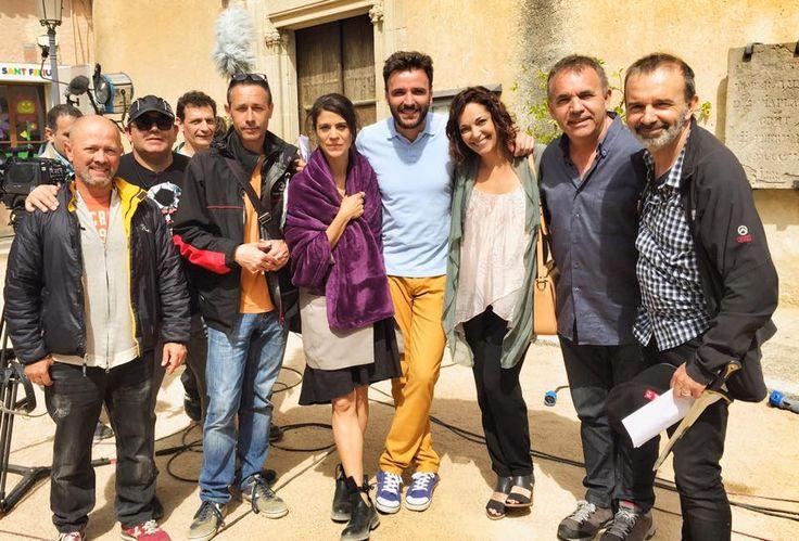 ¡Esta temporada Florencia se cuela en los rodajes de @la.riera ! Gracias a todo el equipo por confiar en nosotros 😊 #instapic #moda #goodfeelings #tv #actors #rodatge #rodaje #video #colaboracion #picoftheday #moments #larieratv3 #lariera #tv3