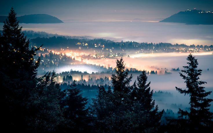 Dreaming city (Explored) West Vancouver | by Ekaterina Aristova on Flickr