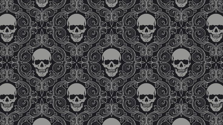 1920x1080 skull new full hd wallpaper