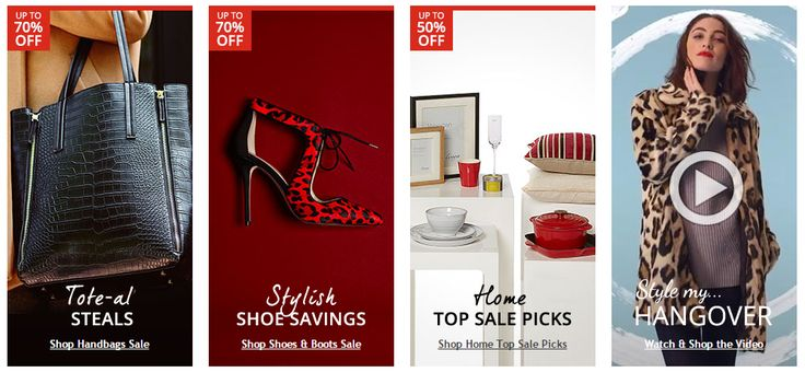 Sales Banners from House of Fraiser #Web #Digital #Banner #Online #Marketing #Retail #Fashion #Home #Sale
