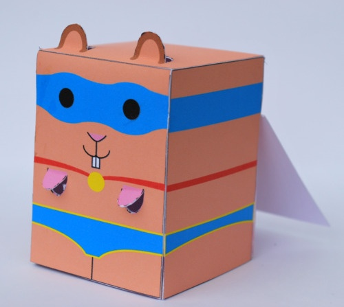 Harold the Super Hamster