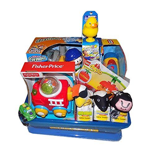 59 best trending gift baskets for christmas 2015 images on ultimate toddler gift basket perfect for easter birthdays christmas or other occasion continue to the product at the image link negle Gallery