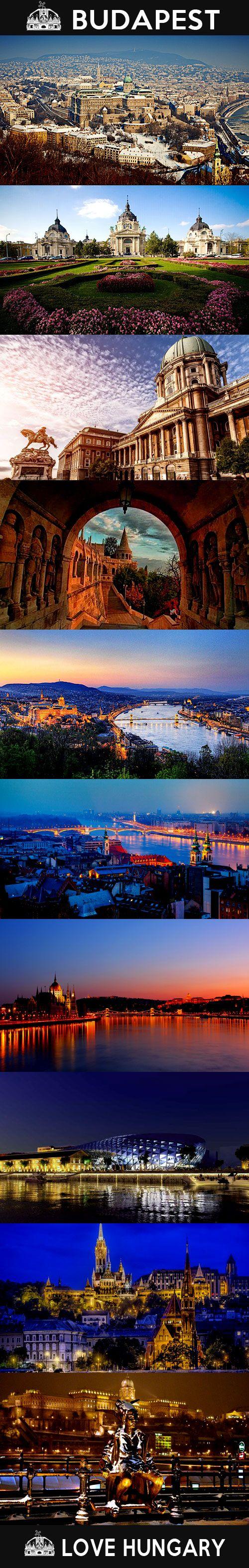 Budapest - Love Hungary! - #Budapest #City #Hungary