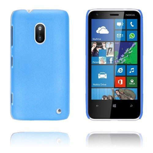 Hard Shell (Vaaleansininen) Nokia Lumia 620 Suojakuori - http://lux-case.fi/hard-shell-vaaleansininen-nokia-lumia-620-kotelo.html