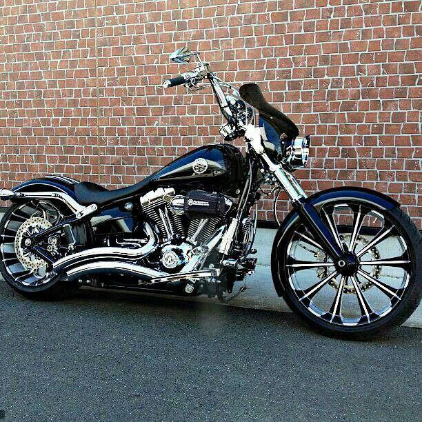Sweet looking Bike!
