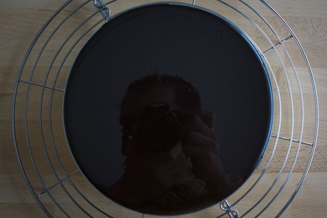 Recipe: Chocolate mirror glaze
