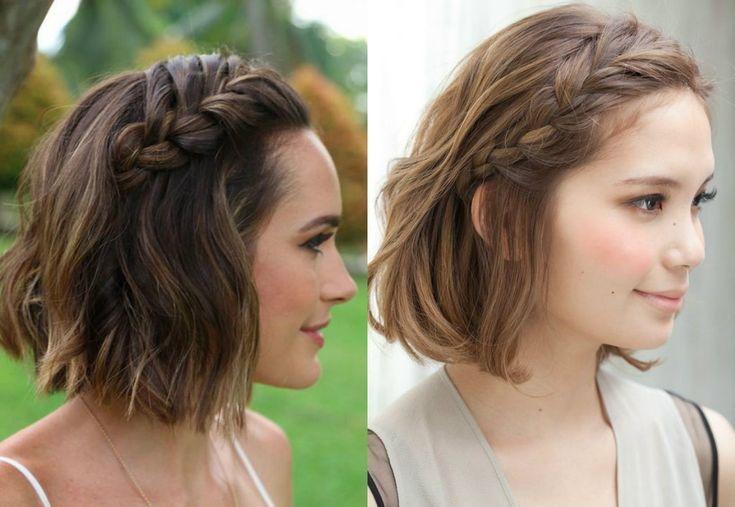 braids for short hair - #cut #the #for #hair #braids