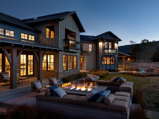 2012 HGTV Dream Home Entertainment Deck