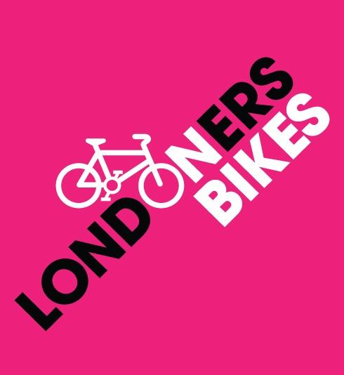 Londoners on bikes logo