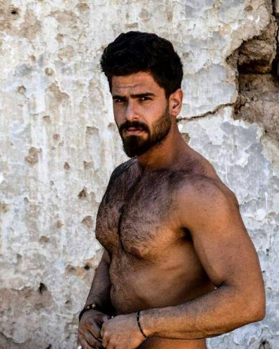 hot arab naked men