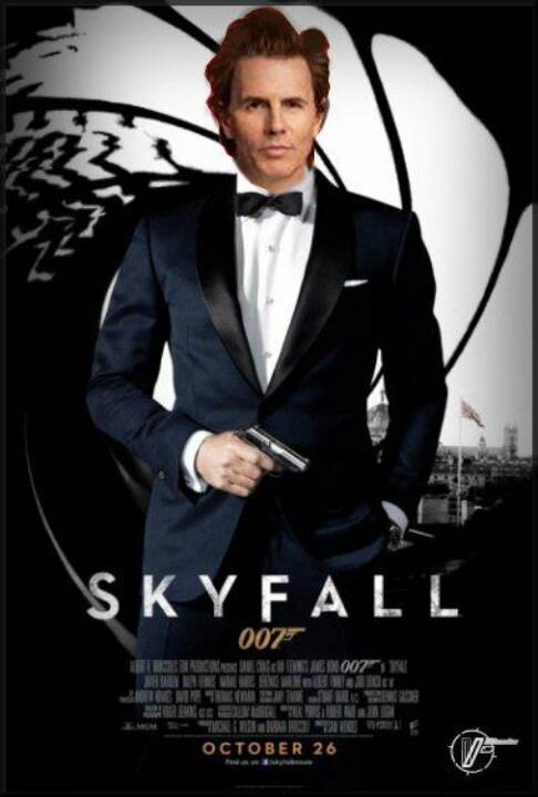 John as Bond