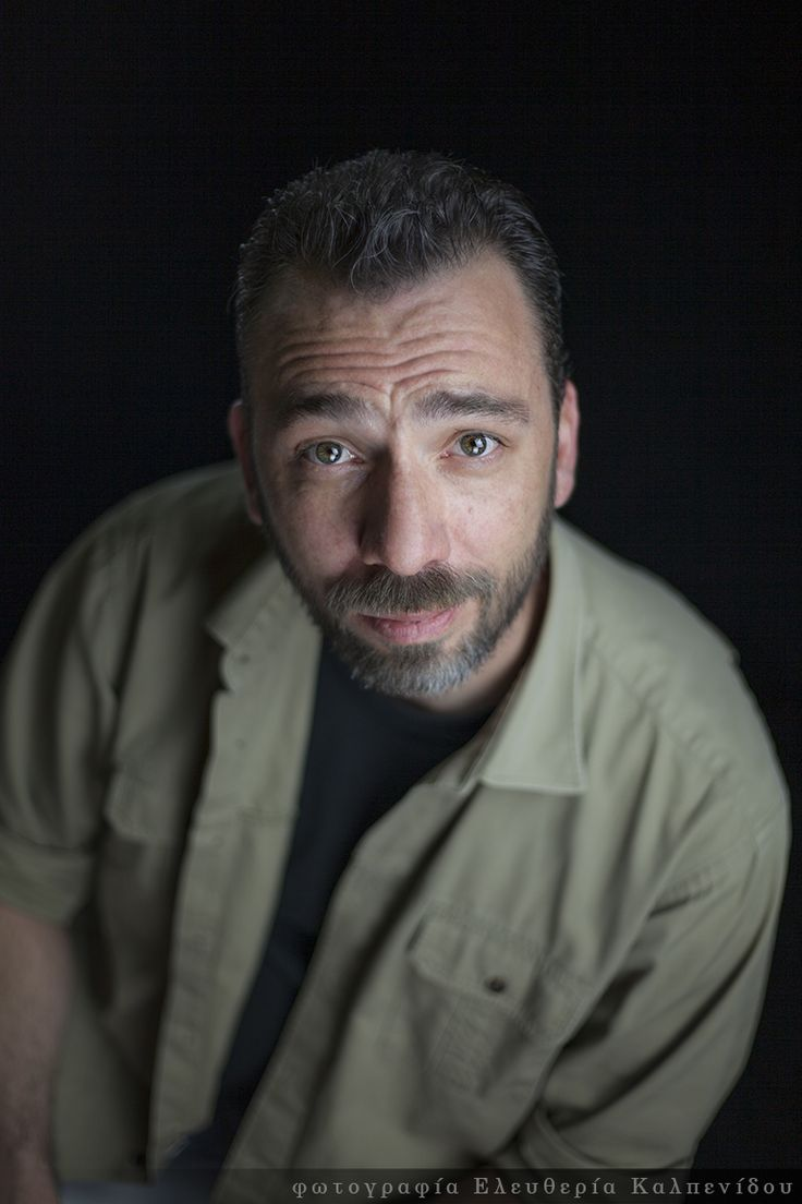 Portraits of Alexandros Koch (actor, director)