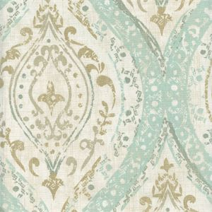 cotton drapery fabric, suitable for any decor in the home or office.  Perfect for pillows, drapes and bedding.
