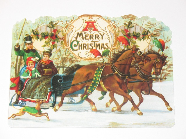 Vintage Card 6 Pinterest Vintage Christmas Vintage
