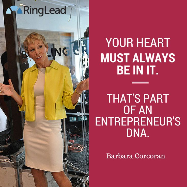 5WPR understands that growing your business can be tricky, especially when your business is new. Barbara Corcoran shares her best advice about growing your business and being an entrepreneur.