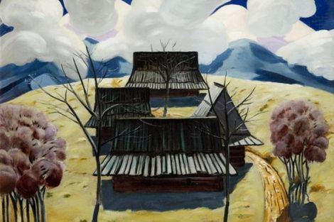 Rafał Malczewski, In Zakopane on ArtStack #rafal-malczewski-1 #art