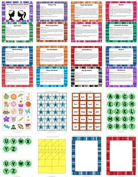 15 WORKING MEMORY BRAIN GAMES: IMPROVE EXECUTIVE FUNCTION IN 5 MINUTES A DAY! - TeachersPayTeachers.com